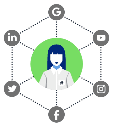 WAgence référencement media sociaux agence de référencement social media